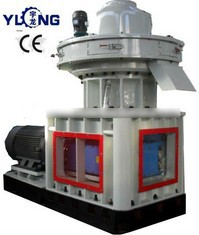 Wood pelleting plants