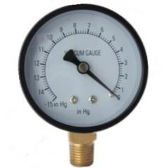 Manometers, pressure indicators