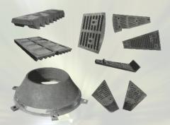 Premium manganese steel