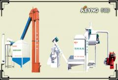 Machinery and equipment for provender milling