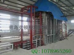 木塑复合托板生产线