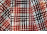 Plaid Taslon Fabric (XZY09-46)