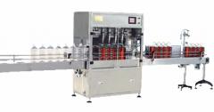 全自动食用油灌装生产线 ZLDG-4系列