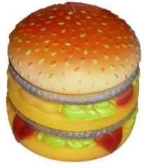 双层汉堡玩具
