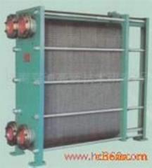 Lamellar heat exchanger