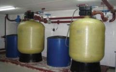 全自动锅炉软水器