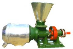 Equipment for starch production