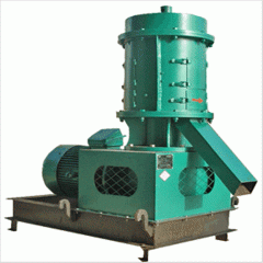 Granulators for the producton of fertilizers