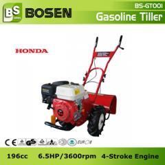 6.5HP gasolina potencia fresa con motor HONDA
