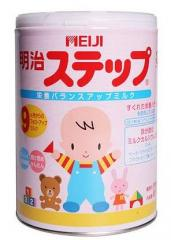 MEIJI明治.奶粉 (滿9個月幼兒適用)