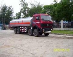 专用车 ND5311GYY   3128运油车