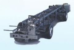 KX6110C1-1型客车底盘
