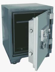 公安防火保险箱
