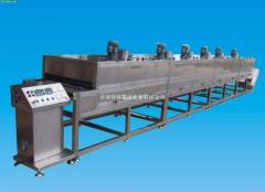Lines of continuous vulcanization for the