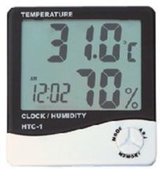 Thermohygrometers