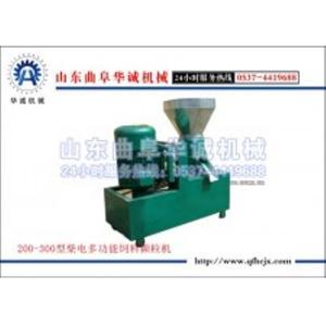 200-330型柴/电多功能饲料颗粒机