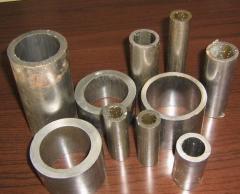 Pipes, drawn, bearing