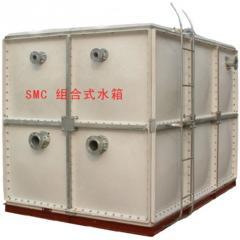 腾翔smc装配式玻璃钢水箱