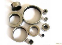 Titanium alloys pipes