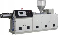 Plodders for polymers
