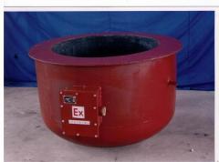 防爆型远红外辐射加热装置