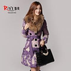 2012冬新款羽绒服