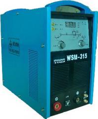 WSM智能直流脉冲氩弧焊机