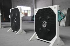 嵌入式橡胶隔膜滤板