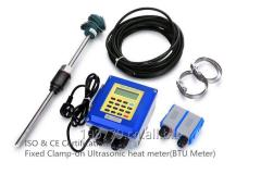 Handheld Clamp-on Ultrasonic heat meter(BTU Meter)