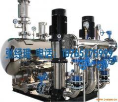WWG无负压增压稳流给水设备