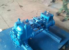 Piston steam pumps