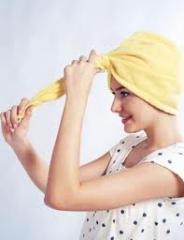 Microfiber/Dry Fast Hair Towel