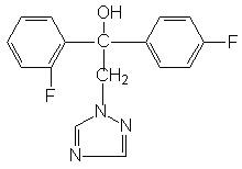 粉唑醇 95%原药