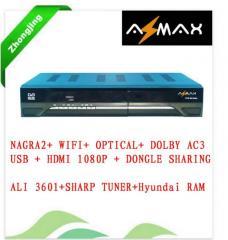 Azmax s2s receiver