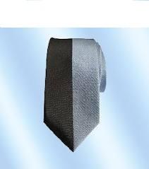 Men′s 100% Polyester Woven Skinny Panel Necktie