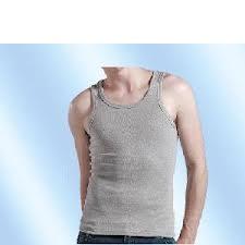 Men′s Slim Fit Sleeveless T Shirt Vest (KFTX-274)