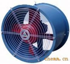 Axled ventilators