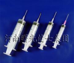 一次性使用无菌配药注射器
