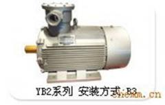 Explosion-proof asynchronous electric motors