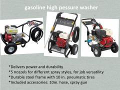 Washing machines high pressure