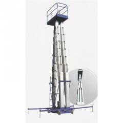 Mast climbers