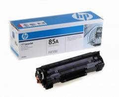 HP285  Toner Chip