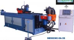 SB50CNC-TSR CNC Pipe Bending Machine