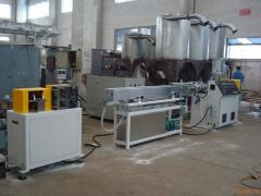 Equipment for production of pipes
