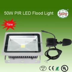 50W PIR LED Floodlight