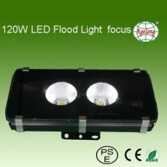 120W LED Flood Light Focus