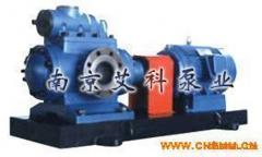 Three screw electric pumps