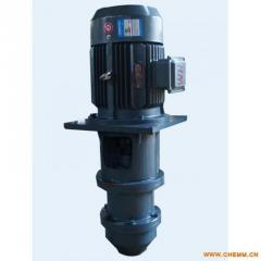 Semi-submersible pumps