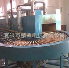 Roll-type electric furnaces