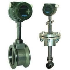 Turbine type flow meters